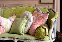 Colors / Combos - Pink & Green