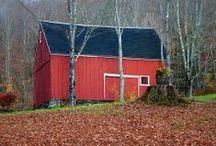 Barns / by Niki Dague