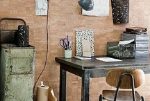 Home Office / Studio / by Lisa Parrott