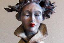 Art - Sculpture / by Niki Dague