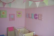 Alice's Nursery Ideas