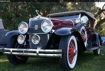 Classic Cars / by Niki Dague