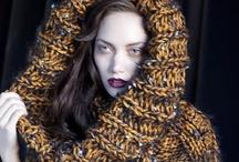 Knitspiration / Knitwear inspiration . . . knit, crochet, texture, pattern, shape, form. / by Lisa Parrott