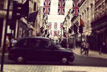 LONDON Calling... / by CAMILLA ALEXANDRA