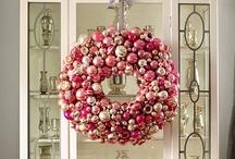 Holidays / Christmastime - Pink Porch Christmas
