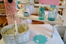 All About Me / The Pink Porch <3 / Photos of my little shop <3