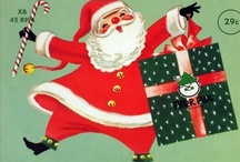 Holidays / Christmastime - Santa Baby / ♫ ♪ ♫ You mean the big fat man with the long white beard...He's comin' to town! ♫ ♪ ♫