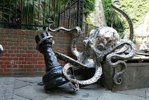 Bonkers Hastings / Odd photos of odd things in my home town