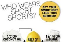 ♥ BEST TIPS ♥ / Pin the best infographic, DIY, tips, tricks and hacks  email: contact@realbeautyspot.com / by THE INDIAN SPOT