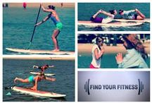 Find Your Fitness w/ Summer Sanders  / Check out #FindYourFitness on http://healthyliving.msn.com/health-wellness/video/find-your-fitness / by Melissa Hope