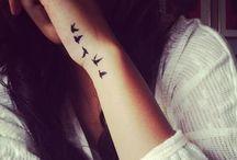 Inked  / Tattoo ideas