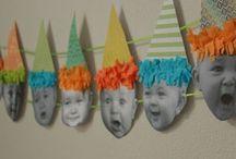 Children's Birthday Ideas / by Risa Tritabaugh