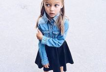Esther's Closet. / Young girls fashion inspiration