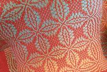 Weaving Blankets