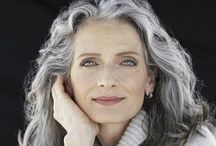 When I Go Gray... / ...or more accurately, When I LET myself go gray.