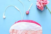 Sewing Projects {Beginner and Easy Tutorials} / Beginning and easy sewing project tutorials.