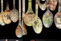 Wooden Spoon Love