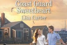 Coast Guard Sweetheart / Sawyer Kole is ready to prove to Honey Duer that he's a changed man—and the right man for her. But it's not smooth sailing when a hurricane blows their way. To save the family inn she's restored to perfection, Honey will ride out the storm. But can she handle the turbulence of seeing Sawyer again? Years ago he walked away, taking her dreams of love. Now as Hurricane Zelda barrels down, Honey may have no choice but to trust Sawyer to save her life and—just maybe—her heart.
