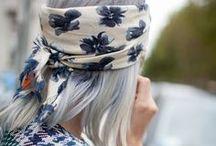 inspiration | summer scarves