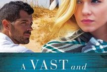 A Vast and Gracious Tide / Romantic suspense set on the Outer Banks of North Carolina