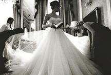 Girls in White Dresses / by Dani Howard