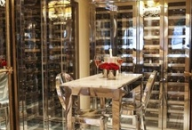 Wine Cellars and Wet Bars / by Reta Threadgill