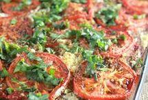 Food's Vegetarian & Healthy / Vegetarian / by Debra Taylor