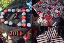 CI Grads / Mortar boards, gowns, and shoes oh my! / by CSU Channel Islands
