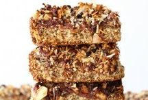 Snack Recipes / A variety of snack ideas - healthy and the not-so-healthy snack indulgences : )