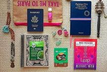 Leap | On-the-Go / We love these healthy snacks as well as travel essentials, that will allow you to enjoy your adventures!