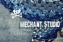 MECHANT STUDIO ✚ Concept store / http://mechantstudio.com / by Cez Mechant Studio