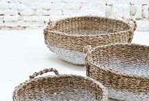 ROPE ✚ BASKET / by Cez Mechant Studio