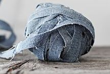 DENIM & INDIGO / by Cez Mechant Studio