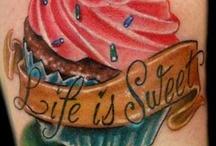 Tattoos / by M. Bernadette Taplin
