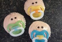 Baby Shower Ideas / by April Heidenburg
