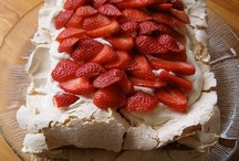 recipes-Just Desserts / Recipes and ideas for sweet treats! / by Lisa Howell
