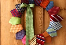 Neckties to Upcycle / by Sara Kaiser