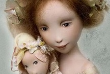 Art: Dolls.