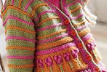 Knitting for kids. / by Ria Visser