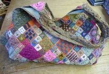 Quilted Bags. / by Ria Visser
