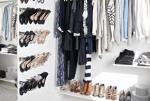 Closets / by Hooked On Beauty