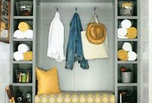 Mud Room / by Hooked On Beauty