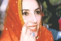 Benazir Bhutto / by Brooke Musterman