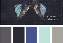 Color palettes / by Hooked On Beauty