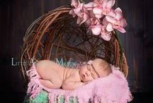 Felt Fur rug / Photo props for newborn and kids photo sesions