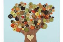 Button Crafts / by Crafts Direct