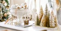 Holiday / Follow for daily inspiration and holiday decor ideas