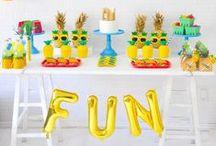Kara's Pineapple Party!