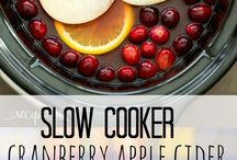 Fall Recipes / Tasty dishes using classic fall ingredients.