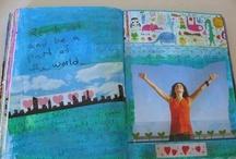 Art Journaling / by Betsi Goutal - eccentric spirit